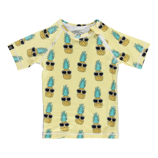 Punky Pineapple Tee Shortsleeve