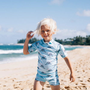 Surfs Up Tee Shortsleeve