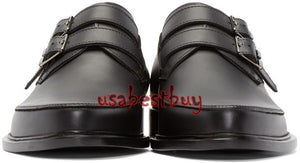 New Handmade Latest Style Men Pure Leather Shoes in Black Colour, dress shoes