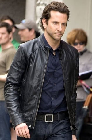 Handmade THE DARK FIELDS EDDIE SPINOLA BRADLEY COOPER JACKET, Movie: Limitless