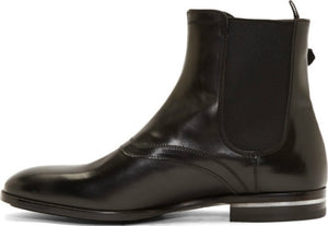 New Handmade Mens LEATHER BOOT,MENS LEATHER ANKLE-HIGH BOOT
