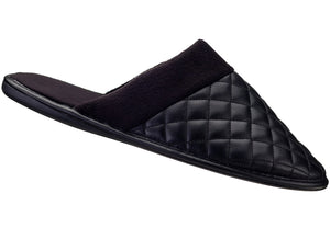 Men's Quilted Closed Toe