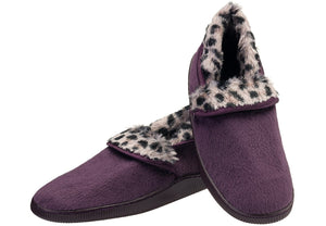 Aubergine Fur Fourway