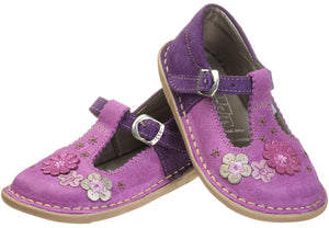 Infant Girls' T-Bar Shoe - Purple
