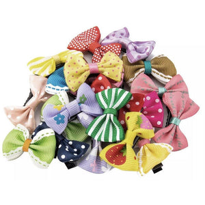 Mini Grosgrain Bows | Oscar & Me - Children's Clothing