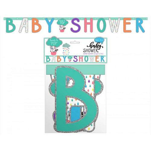 Baby Shower Banner | Oscar & Me - Children's Clothing