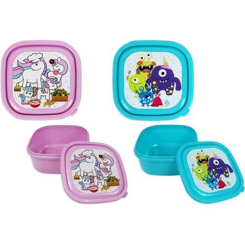 Unicorn and Monster Lunch Box | Oscar & Me - Children's Clothing