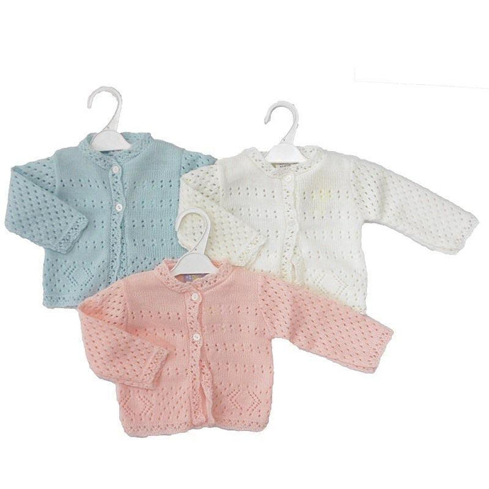 Premature Baby Knitted Cardigans | Oscar & Me - Children's Clothing