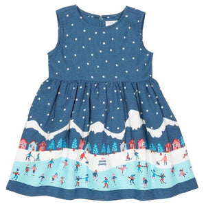 Baby Girls Mini Ice Dance Dress