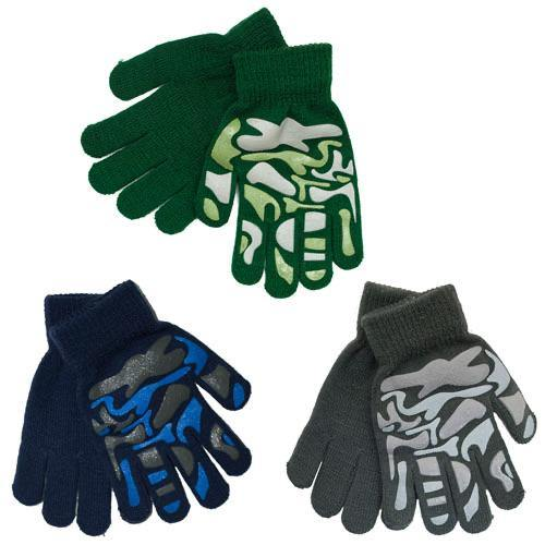 Thermal Magic Camouflage Gloves - Oscar & Me