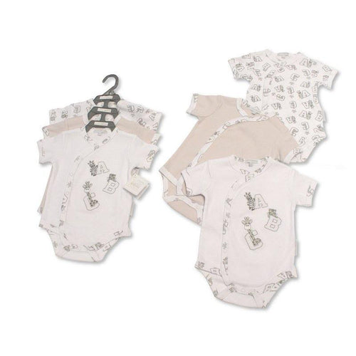 Baby ABC 3 Pack of Bodysuits | Oscar & Me - Children's Clothing