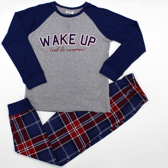 Boys Wake Up Pyjamas | Oscar & Me - Children's Clothing