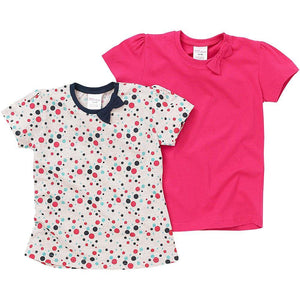Girls 2 pack T-shirts | Oscar & Me - Children's Clothing