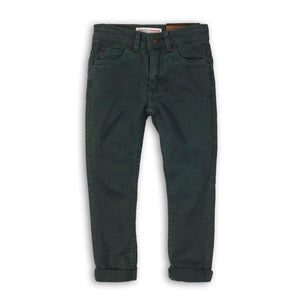 Boys Kahki Twill Trousers | Oscar & Me - Children's Clothing