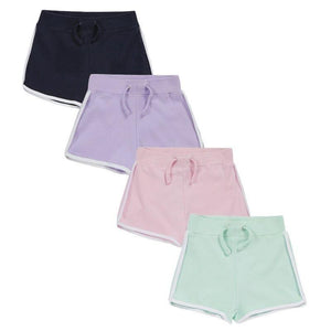 Girls Interlock Shorts - Oscar & Me