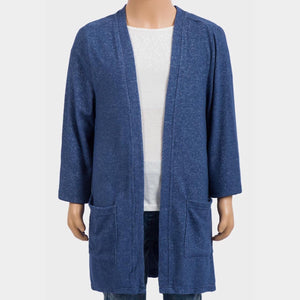 Girls Soft Fleece Open Cardigan | Oscar & Me - Children's Clothing