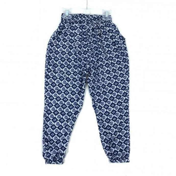Girls Patterned Harem Trousers | Oscar & Me - Children's Clothing