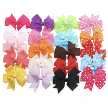 Grosgrain Ribbon Bow | Oscar & Me - Children's Clothing