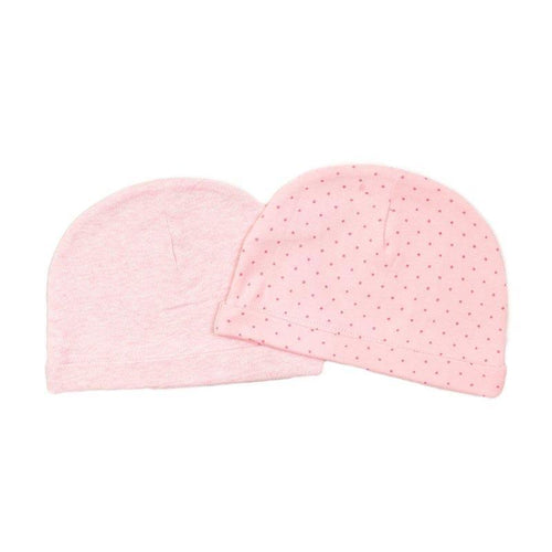 Baby Girls 2 Pack Hats - Oscar & Me