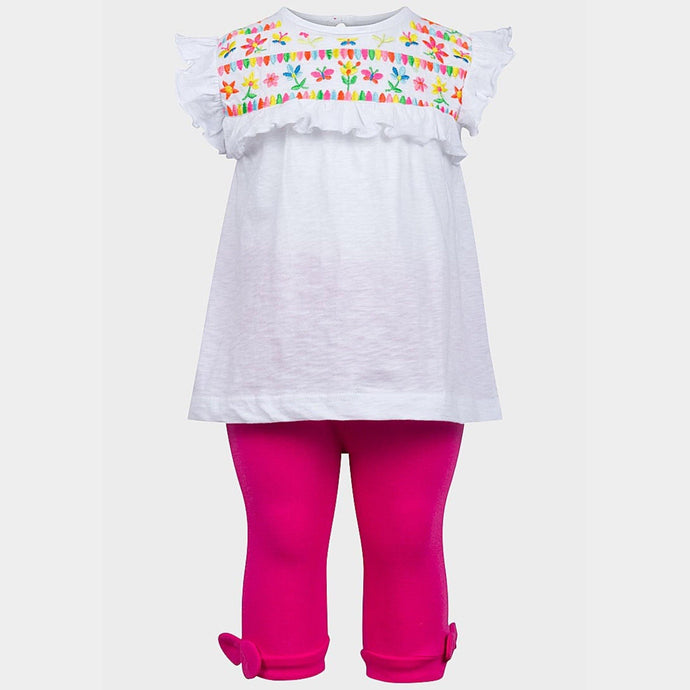 Baby Girls Tunic & Leggings Outfit | Oscar & Me - Children's Clothing