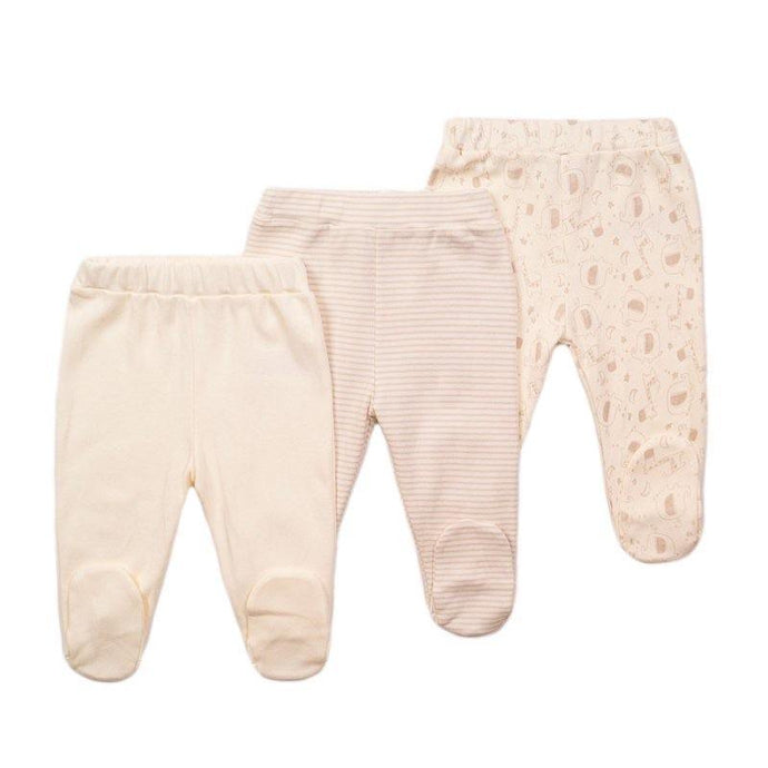 Baby 3 Pack Leggings - Oscar & Me