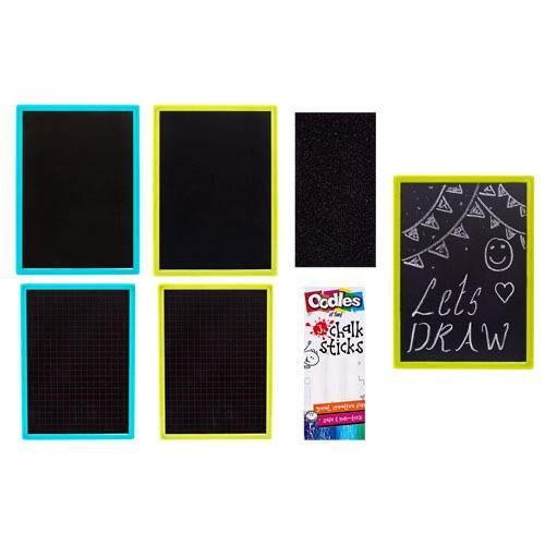 Double Sided Chalk Board | Oscar & Me - Children's Clothing