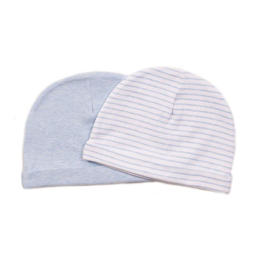 Baby Boys 2 Pack Hats