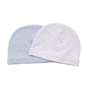 Baby Boys 2 Pack Hats - Oscar & Me