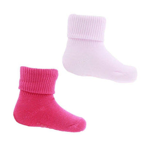 Baby 2 Pack of Anti-Slip Socks | Oscar & Me - Children's Clothing