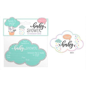Baby Shower Invitations | Oscar & Me - Children's Clothing