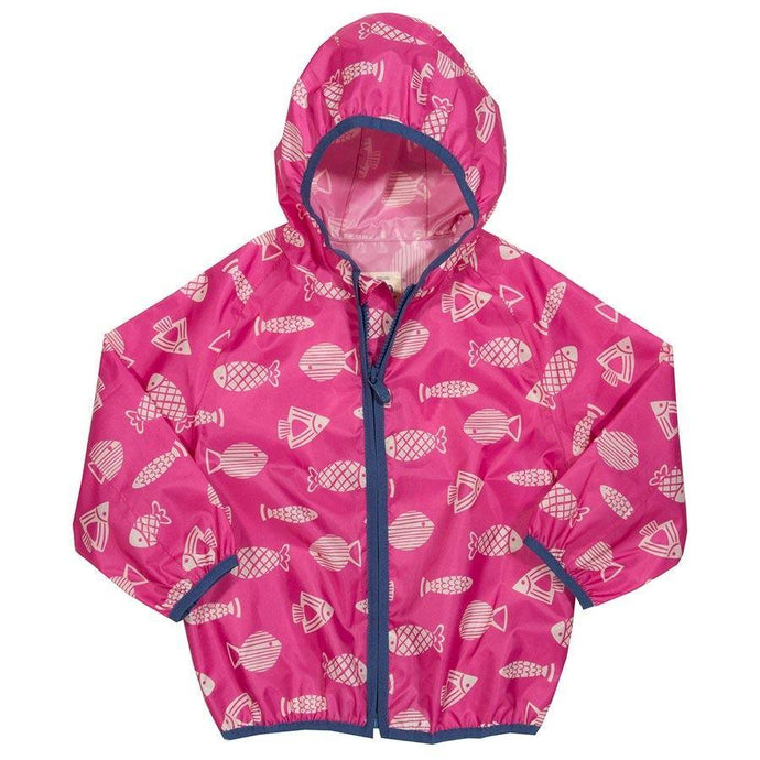 Girls Puddle Jacket