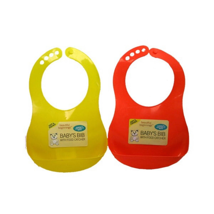 Plastic Catch it Bib | Oscar & Me - Children's Clothing