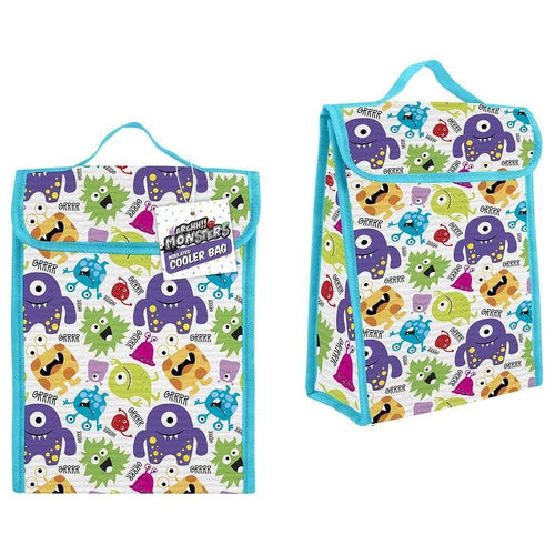 Kids Monster Cooler Lunch Bag | Oscar & Me - Children's Clothing