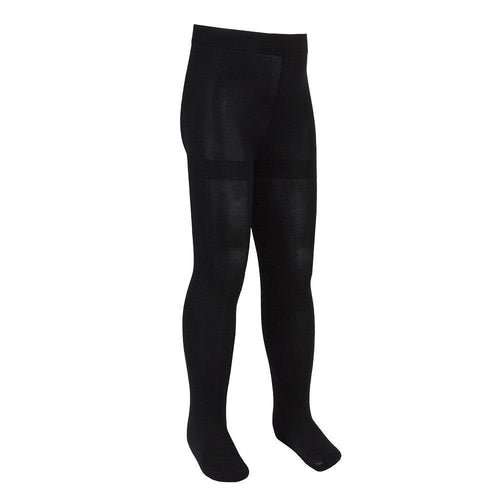 Girls 60 Denier Microfibre Tights - Black | Oscar & Me - Children's Clothing