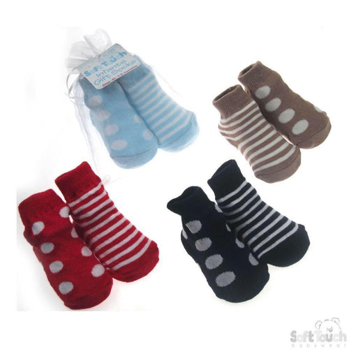 Baby Mix & Match Gift Socks | Oscar & Me - Children's Clothing