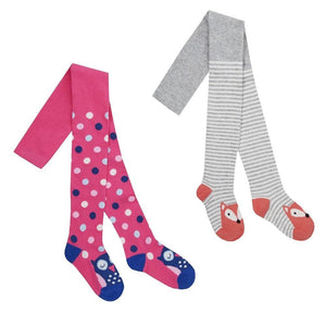 Girls Assorted Design Tights | Oscar & Me - Children's Clothing