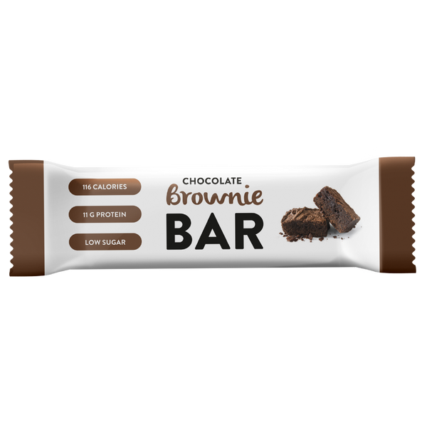PROTEIN BARS CHOCOLATE BROWNIE