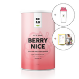 BERRY NICE + FREE E-BOOK