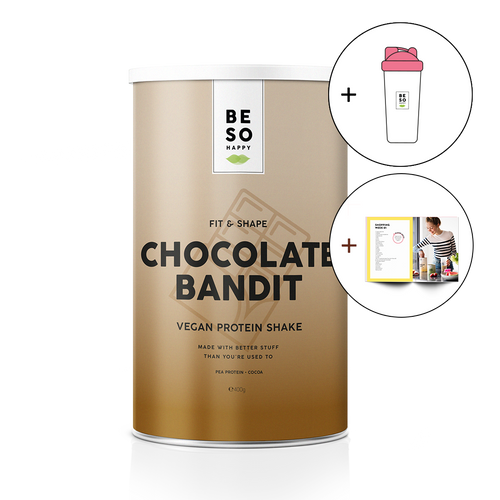 CHOCOLATE BANDIT + FREE E-BOOK