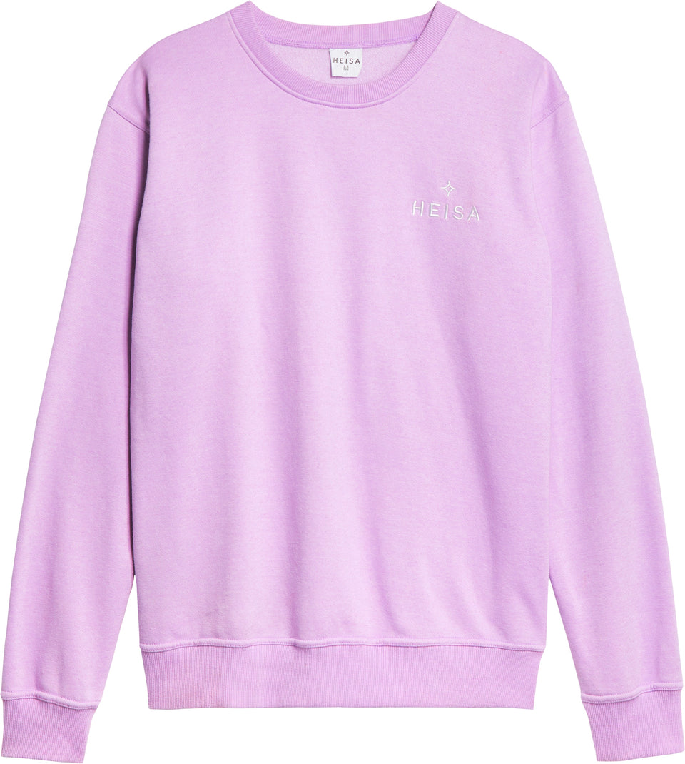 Sweater - Lavender Pink