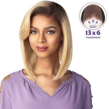 SENSATIONNEL SYNTHETIC HAIR LACE FRONT WIG CLOUD 9 WHAT LACE SWISS LACE 13X6 CHRISSY