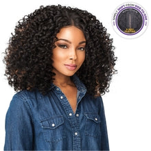 SENSATIONNEL SYNTHETIC LACE FRONT WIG EMPRESS EDGE CURLS KINKS & CO THE SHOW STOPPER