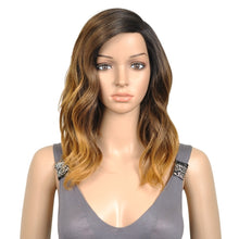 SENSATIONNEL SYNTHETIC HAIR WIG SHEAR MUSE LACE PARTING ZION