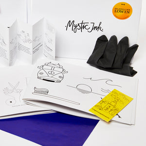 Mystic Ink Tattoo Vorlagen Kit