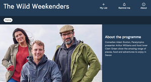 """The Wild Weekenders"" Channel 4 Good Friday"