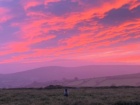 Dartmoor Sunset!