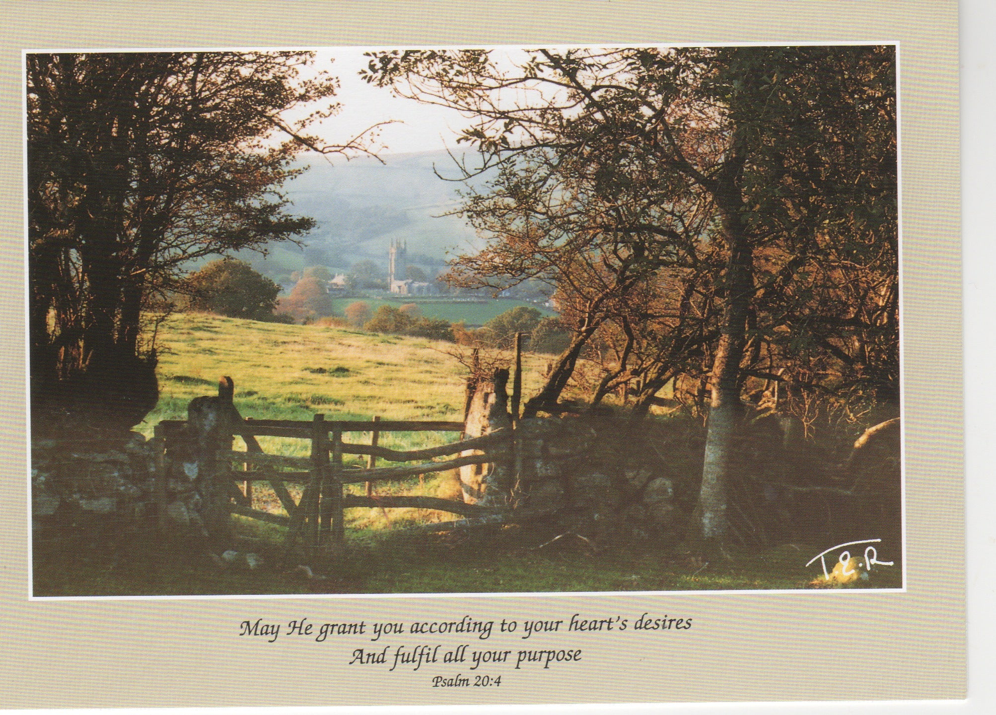 S010 -Country Gateway - Scripture Card - Rectangle