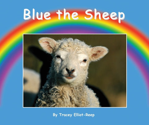 B16 - Blue the Sheep - Flexi-Cover Book