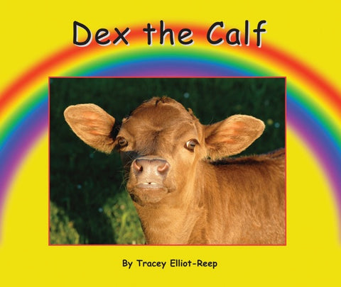 B11 - Dex the Calf - Flexi-Cover Book