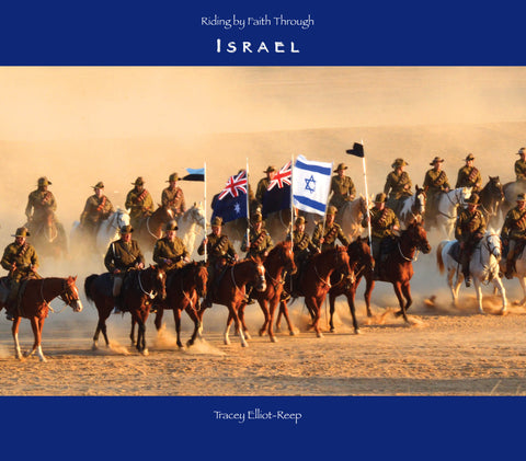 B19 - Riding by Faith Through Isreal - IN STOCK NOW